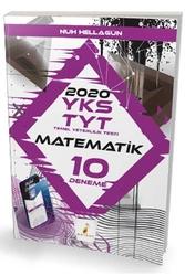 Pelikan Yayıncılık - Pelikan Yayınları TYT 2020 Matematik Dijital Çözümlü 10 Deneme Sınavı
