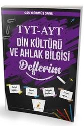 Pelikan Yayıncılık - Pelikan Yayınları TYT AYT Din Kültürü ve Ahlak Bilgisi Defterim