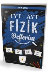 Pelikan Yayıncılık - Pelikan Yayınları TYT AYT Fizik Defterim