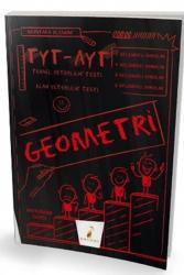 Pelikan Yayıncılık - Pelikan Yayınları TYT AYT Geometri Merdiven Serisi Soru Bankası