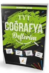 Pelikan Yayıncılık - Pelikan Yayınları TYT Coğrafya Defterim