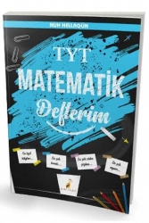 Pelikan Yayıncılık - Pelikan Yayınları TYT Matematik Defterim