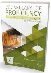 Pelikan Yayıncılık - Pelikan Yayınları Vocabulary for Proficiency the Essay