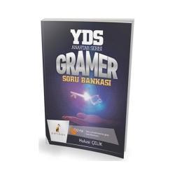 Pelikan Yayıncılık - Pelikan Yayınları YDS Anahtar Serisi Gramer Soru Bankası
