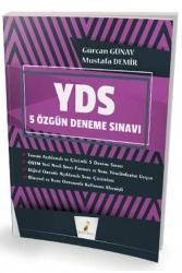 Pelikan Yayıncılık - Pelikan Yayınları YDS Çek Kopart Dijital Çözümlü 5 Özgün Deneme Sınavı