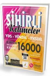 Pelikan Yayıncılık - Pelikan Yayınları YDS YÖKDİL YKSDİL Sihirli Kelimeler