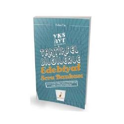 Pelikan Yayıncılık - Pelikan Yayınları YKS AYT Taktiksel Bilgilerle Edebiyat Soru Bankası