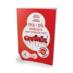 Pelikan Yayıncılık - Pelikan Yayınları YKS-DİL İngilizce Alan Yeterlilik Testi Gramer Kitabı