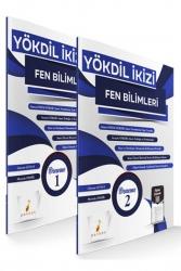 Pelikan Yayıncılık - Pelikan Yayınları YÖKDİL İkizi Fen Bilimleri Dijital Çözümlü 2 Özgün Deneme Sınavı