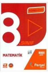 Pergel Yayınları - Pergel Yayınları 8. Sınıf Matematik Konu Kitabı