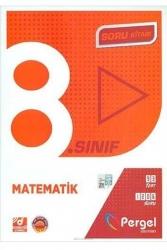 Pergel Yayınları - Pergel Yayınları 8. Sınıf Matematik Soru Kitabı