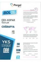 Pergel Yayınları - Pergel Yayınları AYT Coğrafya Çek Kopar Testler