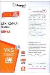 Pergel Yayınları - Pergel Yayınları AYT Kimya Çek Kopar Testler