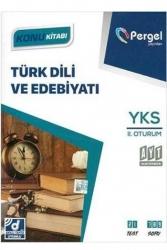 Pergel Yayınları - Pergel Yayınları AYT Türk Dili ve Edebiyatı Konu Kitabı