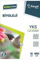Pergel Yayınları - Pergel Yayınları TYT AYT Biyoloji Konu Kitabı