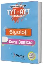 Pergel Yayınları - Pergel Yayınları TYT AYT Biyoloji Soru Bankası