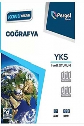Pergel Yayınları - Pergel Yayınları TYT AYT Coğrafya Konu Kitabı