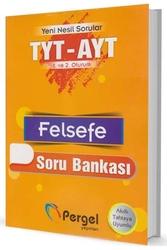 Pergel Yayınları - Pergel Yayınları TYT AYT Felsefe Soru Bankası