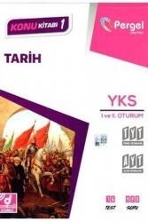 Pergel Yayınları - Pergel Yayınları TYT AYT Tarih Konu Kitabı 1