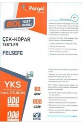 Pergel Yayınları - Pergel Yayınları TYT Felsefe Çek Kopar Testler