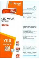 Pergel Yayınları - Pergel Yayınları TYT Kimya Çek Kopar Testler