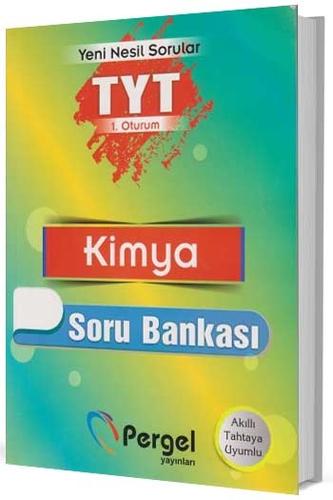 Pergel Yayınları TYT Kimya Soru Bankası