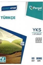 Pergel Yayınları - Pergel Yayınları TYT Türkçe Konu Kitabı