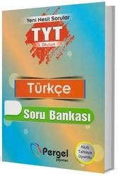 Pergel Yayınları - Pergel Yayınları TYT Türkçe Soru Bankası