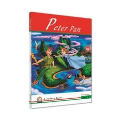 Kapadokya Yayınları - İtalyanca Hikaye Peter Pan - Kapadokya Yayınları