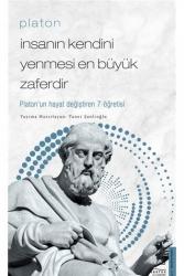 Destek Yayınları - Platon İnsanın Kendini Yenmesi En Büyük Zaferdir Destek Yayınları