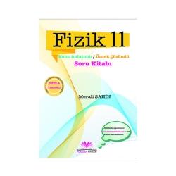Plazma Yayıncılık - Plazma Yayıncılık 11. Sınıf Fizik Konu Anlatımlı Soru Bankası