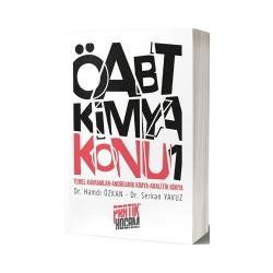 Pratik Hocam Yayınları - Pratik Hocam Yayınları ÖABT Orbital Kimya Konu Anlatım 1