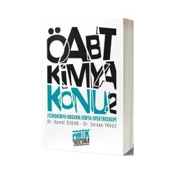 Pratik Hocam Yayınları - Pratik Hocam Yayınları ÖABT Orbital Kimya Konu Anlatım 2