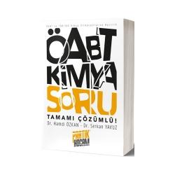 Pratik Hocam Yayınları - Pratik Hocam Yayınları ÖABT Orbital Kimya Tamamı Çözümlü Soru Bankası