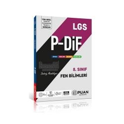 Puan Yayınları - Puan Yayınları 8. Sınıf LGS Fen Bilimleri PDİF Konu Anlatım Föyleri