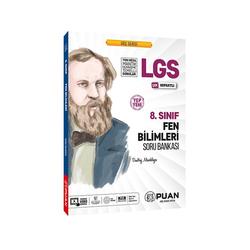 Puan Yayınları - Puan Yayınları 8. Sınıf LGS Fen Bilimleri Soru Bankası