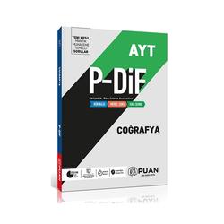 Puan Yayınları - Puan Yayınları AYT Coğrafya PDİF Konu Anlatım Fasikülleri