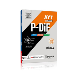 Puan Yayınları - Puan Yayınları AYT Kimya PDİF Konu Anlatım Fasikülleri