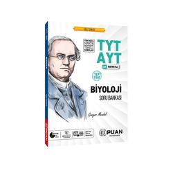 Puan Yayınları - Puan Yayınları TYT AYT Biyoloji Soru Bankası
