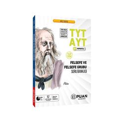 Puan Yayınları - Puan Yayınları TYT AYT Felsefe ve Felsefe Grubu Soru Bankası