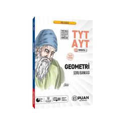 Puan Yayınları - Puan Yayınları TYT AYT Geometri Soru Bankası