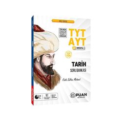 Puan Yayınları - Puan Yayınları TYT AYT Tarih Soru Bankası