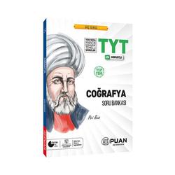 Puan Yayınları - Puan Yayınları TYT Coğrafya Soru Bankası