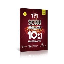 Puan Akademi Yayınları - Puan Yayınları TYT Matematik Soru Analizli 10+1 Deneme