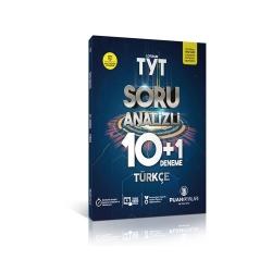 Puan Akademi Yayınları - Puan Yayınları TYT Türkçe Soru Analizli 10+1 Deneme