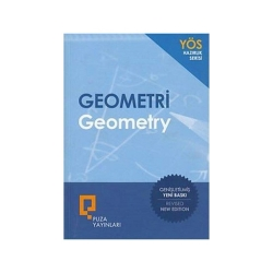 Puza Yayınları - Puza Yayınları YÖS Geometri