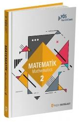 Puza Yayınları - Puza Yayınları YÖS Matematik 2