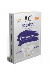 Rasyonel Yayınları - Rasyonel Yayınları AYT Edebiyat Navigasyon Soru Bankası
