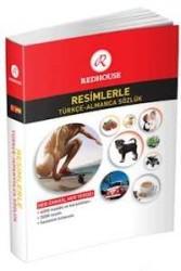 Redhouse Yayınevi - REDHOUSE Resimlerle Türkçe-Almanca Sözlük