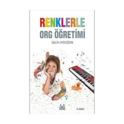 Arkadaş Yayınları - Renklerle Org Öğretimi Arkadaş Yayınları